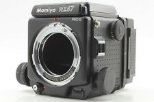 [N MINT] Mamiya RZ67 Pro II ProII Medium Format Film Camera Body From Japan a159