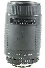 Sigma DL Zoom 75-300mm 75-300 mm 4-5.6 für Nikon digital analog