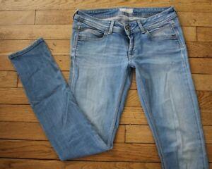 PEPE Jeans pour Femme W 27 - L 32 Taille Fr 36 (Réf #O110)