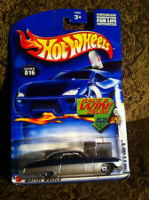 HOT WHEELS Collector No. 016 Fish'D & Chip'd New In Package Diecast Toy Car NIP