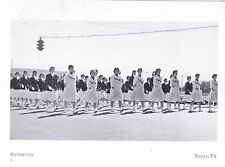 "*Postcard-""The Temple High School Pepperettes"" -Drill Team- Temple, Tx  (#65)"