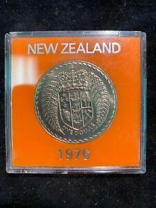 Original 1976 New Zealand Dollar