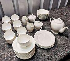 More details for royal worcester serendipity a12 complete tea set breakfast set with tea pot