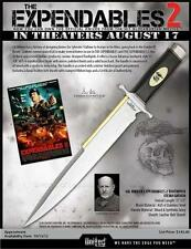 Hibben - Expendables 2 Toothpick Knife w/Sheath by United Cutlery GH5038 *NEW*