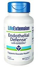 3X $28.88 Life Extension Endothelial Defense with GliSODin heart blood health