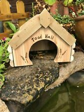 Frog and Toad House  🐸