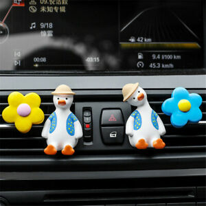 Refueling Duck Expanding Plaster Car Air Conditioning Vents Decoration Freshener
