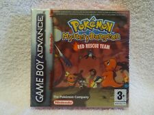 Pokemon Mystery Dungeon Red Rescue Team - GBA  Game - * New, Sealed * - UK Pal