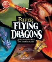 Klutz Paper Flying Dragons Craft Kit - Paperback - ACCEPTABLE