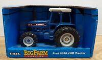 ERTL Big Farm Tractor Ford 8630 4WD Tractor 1/32 Diecast 010421DBT4