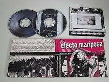 EFECTO MARIPOSA/VIVO EN VIVO(DRO ATLANTIC 5144219712) 2XCD ÁLBUM