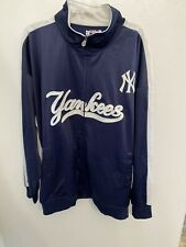New York Yankees Majestic Home Base Collection Jacket Size 4XL