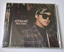 MYNAME Five Stars CD Limited Edition Japan Press Web Version - InSoo In Soo