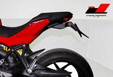 Portatarga Regolabile Ducati Monster 797 / 821 1200 2017 2018 2019 + luce targa
