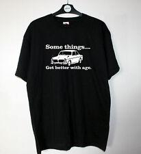 VOLVO Amazon T Shirt Funny Coche Retro Regalo Papá Tee Tshirt Nueva Serie 120