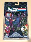 GI Joe 25th Anniversary Comic 2 Pack Nemesis Immortal & LT. Falcon MOC Hasbro
