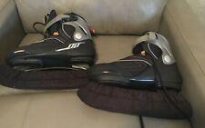 Bladerunner Ice Rollerblade Zephyr Men's Adult Ice Skates Black Size 7 - Mint+
