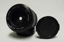 TOKINA SZ-X f/3.5-4.6 35-70mm Macro Zoom Lens SLR Camera DSLR PENTAX K Micro 4/3