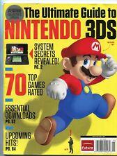 2012 Nintendo Power Ultimate Guide Nintendo 3DS Collector Special Magazine Mario