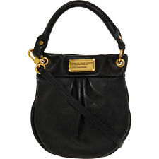 MARC BY MARC JACOBS Q Hillier Mini Cross Body Bag, Black, New