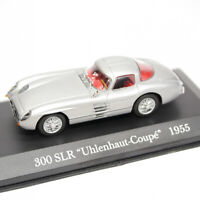 Mercedes-Benz 300 SLR W196S Uhlenhaut-Coupe 1955 Year 1/43 Scale Collectible Car