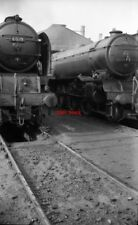 PHOTO  PEPPERCORN A1 PACIFIC 60119 'PATRICK STIRLING' AND GRESLEY V2 2-6-2 60899