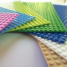 compatible Lego Baseplates 1pcs Base Plate Building blocks 16x32 (message color)