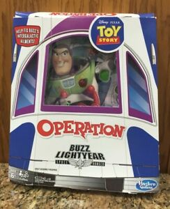 Toy Story Operation Buzz Lightyear Space Ranger