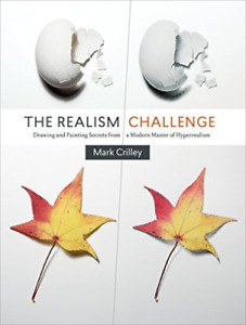 Mark Crilley-Realism Challenge, The BOOK NEW