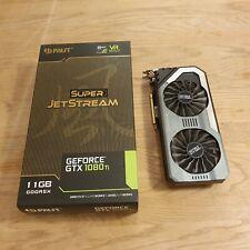 Palit GeForce GTX 1080 Ti Super Jetstream 11GB GDDR5X Boxed RGB lighting NVIDIA