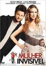 DVD A Mulher Invisivel [ Subtitles English + Portuguese + Spanish ] Region ALL