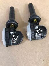 2X Tire Pressure Sensor TPMS For GMC Acadia Cadillac Escalade ESV Chevy Camaro