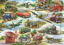 The House Of Puzzles - 500 BIG PIECE JIGSAW PUZZLE - Truly Classic Big Pieces