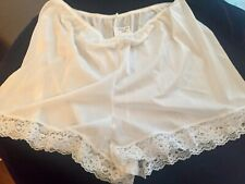 Vintage Nylon Satin Like French Knickers Size 20/22 Panties Women's Lingerie New