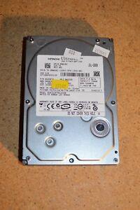 """HUA721075KLA330 Hitachi Ultrastar 750GB 7200RPM SATA II 3G 3.5"""" Hard Drive HDD"""