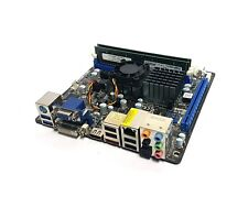 ASRock E350m1/USB3 AMD Dual Core Mini ITX DDR3 HDMI PLACA BASE + 4gb DDR3 RAM