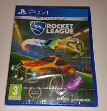 Rocket League PS4 New Sealed UK PAL Version Game Sony PlayStation 4 Football