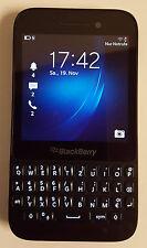BlackBerry Q5 - 8GB - Schwarz (Ohne Simlock) Smartphone gebraucht