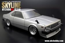 ABC-Hobby Nissan Skyline HT2000 GT C210 JAPAN Karosserie-Set 1:10 (66129)