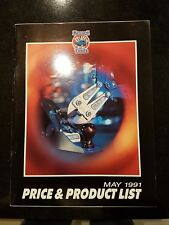 Vintage Record Tools Price & Product List May 1991 Grt Con. Free P&P