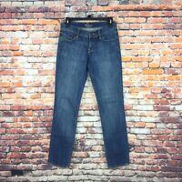 Old Navy Womens Size 0 Regular The Diva Skinny Dark Wash Denim Jeans