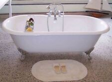 cast iron clawfoot  foot  feet  claw  bath tub bathtub