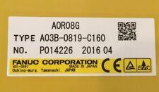 GE FANUC A03B-0819-C160 AOR08G NEW