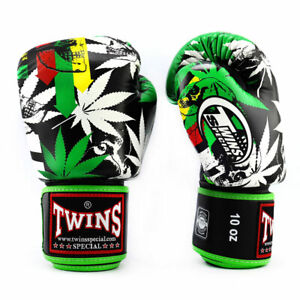 Twins Grass Limited Edition Boxing Gloves FBGVL3-54 Training Sparring Muay Thai