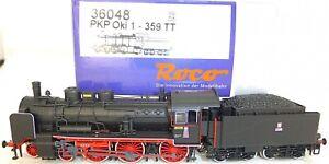 Roco 36048 PKP Oki 1 359 Dampflok Schlepptender NEM DSS TT 1:120 NEU HL1 µ