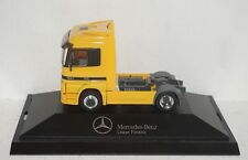 Herpa MB Actros 1857 Lease Finanz Präsentation Hannover 18.09.96 PC 1:87(R1_3_7)