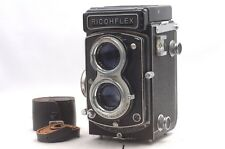 @ Ship in 24 Hrs @ Ricohflex Dia L 6x6 Medium Format TLR Camera Rikenon 8cm f3.5