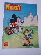 LE JOURNAL DE MICKEY N° 155 de avril 1955