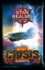 Star Realms: Crisis - Events Booster Pack [New & Sealed]
