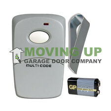 10 Digit Garage and Gate Door Opener Remote Control Transmitter